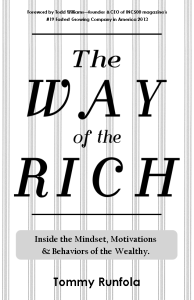THE WAY OF THE RICH book